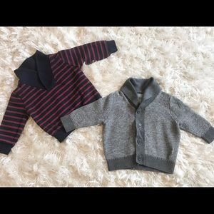 Infant Boys Sweaters 6-12months Primark Baby Gap